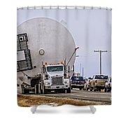 Big Traffic Shower Curtain