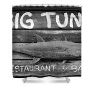 Big Tuna Shower Curtain