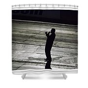 Bill Bader Jr  Shower Curtain