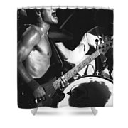 Church In Action 1978 Shower Curtain