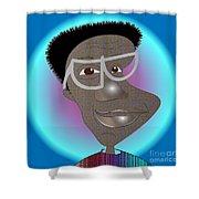 Bill Cosby Shower Curtain