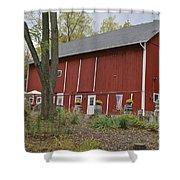 Billsboro Winery Shower Curtain