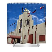 Billy Bobs County Music Hall Fort Worth Texas Shower Curtain
