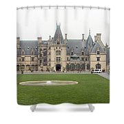 Biltmore Estate Asheville Shower Curtain