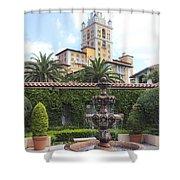 Biltmore Hotel 02 Shower Curtain