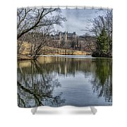 Biltmore Reflection Shower Curtain