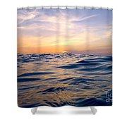 Bimini Sunset Shower Curtain