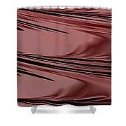Bing Cherry Shower Curtain