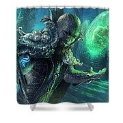 Biovisionary Shower Curtain