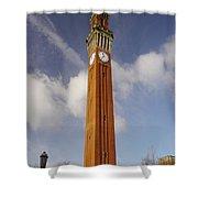 Birmingham University Shower Curtain