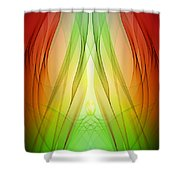 Birth By Sleep Shower Curtain