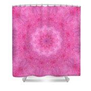 Birthing Mandala 20 Shower Curtain