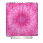 Birthing Mandala 21 Shower Curtain