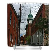 Bisbee Arizona Shower Curtain