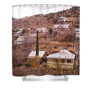 Bisbee Shower Curtain