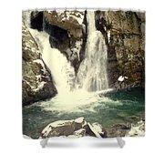 Bish Bash Falls  Shower Curtain