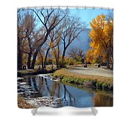 Bishop Creek Shower Curtain