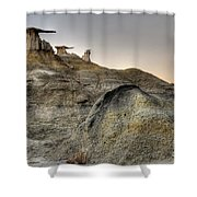 Bisti De-na-zin Wings Shower Curtain