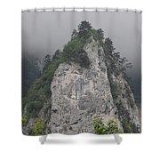 Bjeshket E Nemuna Shower Curtain