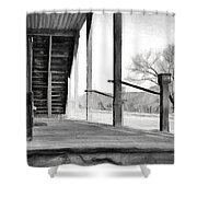 Black And White Or Shades Of Gray? Shower Curtain