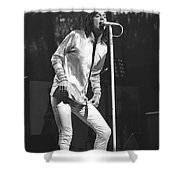 Black Crowes - Chris Robinson Shower Curtain