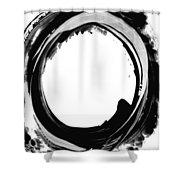 Black Magic 310 By Sharon Cummings Shower Curtain by Sharon Cummings