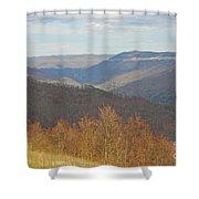 Black Mountain - Kentucky Shower Curtain