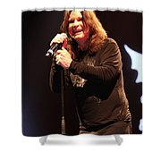 Black Sabbath - Ozzy Osbourne Shower Curtain