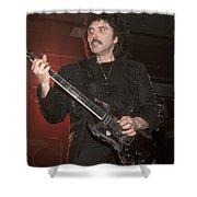 Black Sabbath - Tony Iommi Shower Curtain