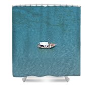 Black Sea Shower Curtain