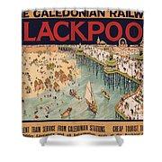 Blackpool Shower Curtain