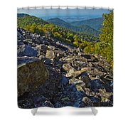 Blackrock Summit Shower Curtain