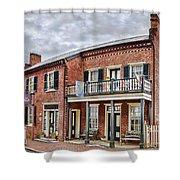 Blair Moore House Shower Curtain