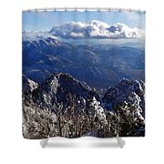 Blessed Beauty Shower Curtain