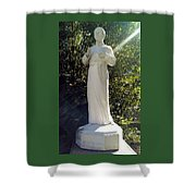 Blessed Francis Xavier Seelos C.ss.r. - New Orleans La  Shower Curtain