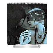 Blind Date Shower Curtain