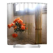 Blinded By The Light Shower Curtain