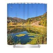 Beauty In Colorado Shower Curtain