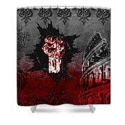 Blood Lust Shower Curtain