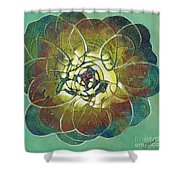 Bloom IIi Shower Curtain