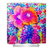 Bloom Where You're Planted Shower Curtain