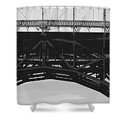 Bloor Street Viaduct Shower Curtain