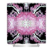 Blossom And Bloom 1 Shower Curtain