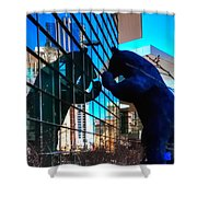 Blue Bear 5214 Shower Curtain