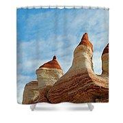 Blue Canyon 52 Shower Curtain