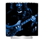 Blue Eyes Of The World Shower Curtain