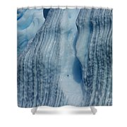 Blue Ice... Shower Curtain