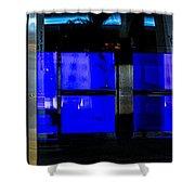 Blue Man Group Shower Curtain