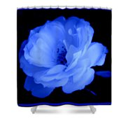 Blue Perfection Shower Curtain