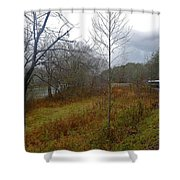 Blue Ridge Beauty Shower Curtain